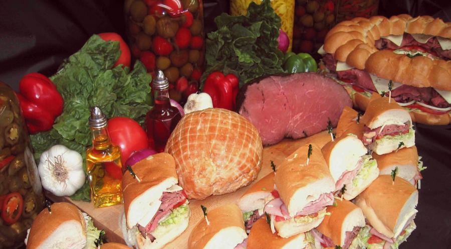 Party Sub Sandwich