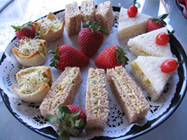 Catering - Shakespeare's Corner Shoppe and Afternoon Tea